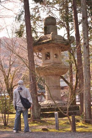 南禅寺 日本一の灯篭