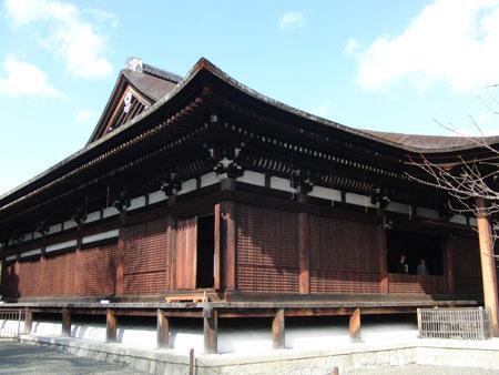 千本釈迦堂 本堂