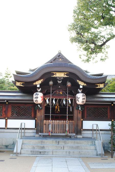 晴明神社 本殿