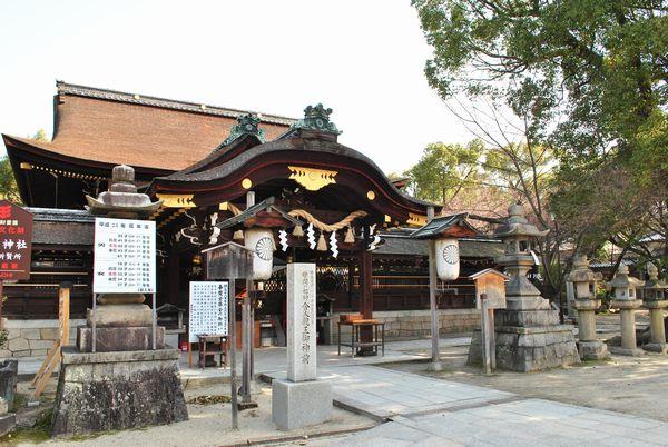 藤森神社 本殿