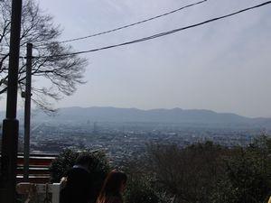 四つ辻からの眺め