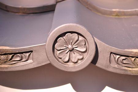 縣神社 桜の社紋
