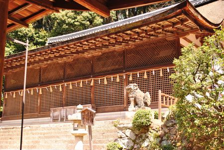 宇治神神社 本殿