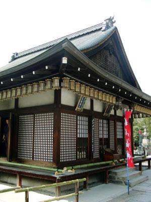 東寺 毘沙門堂
