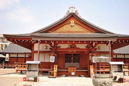 東寺 大日堂