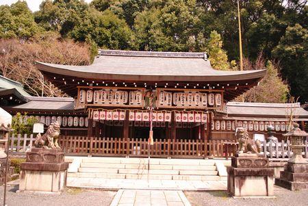 若王子神社 拝殿