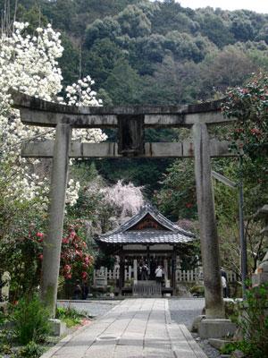 大豊神社 第二鳥居