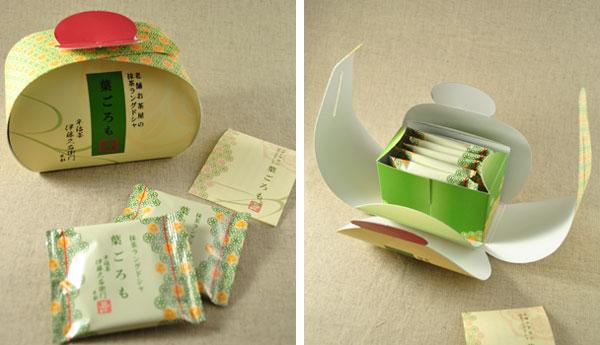 マールブランの茶の菓と伊藤九右衛門の葉ごろもどちらがおいしい?