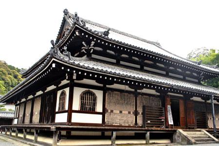 泉涌寺 舎利殿
