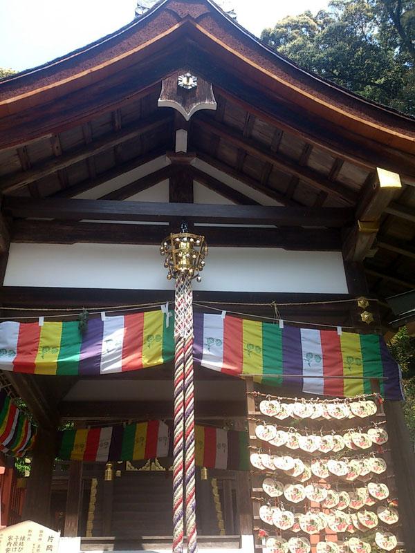 上賀茂神社 片岡社