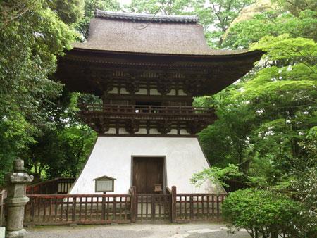 石山寺 鐘楼