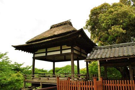石山寺 月見亭