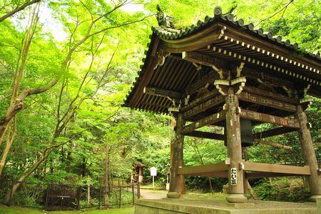 今熊野観音寺 鐘楼