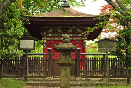 三井寺 毘沙門堂