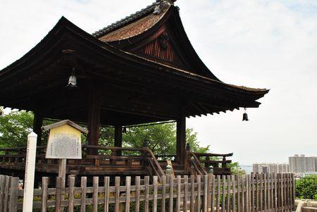 三井寺 観月舞台