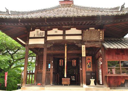 三井寺 百体観音堂