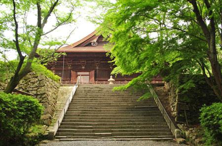 三井寺 金堂
