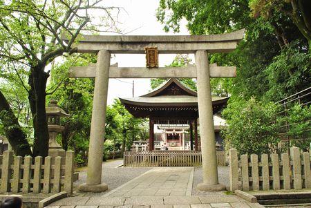 吉田神社 今宮社