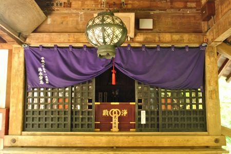 長谷寺 蔵王堂