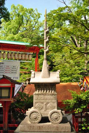 祇園のえべっさん 長刀鉾