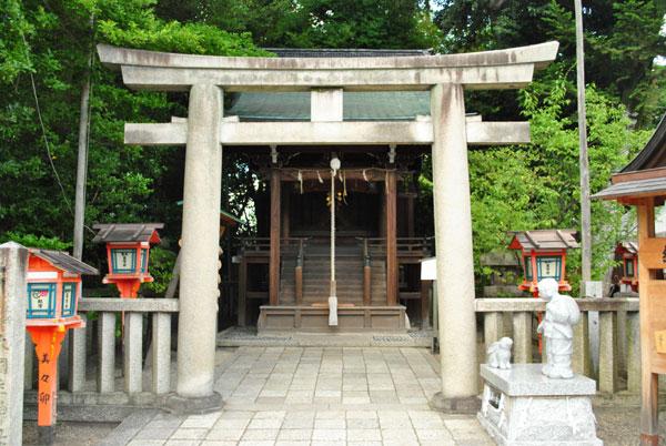 八坂神社 大国主神社