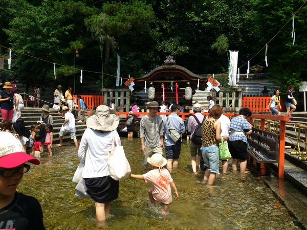 下鴨神社 みたらし池