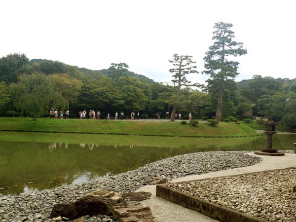 平等院鳳凰堂 浄土庭園