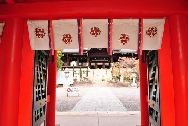 近江神宮 神紋