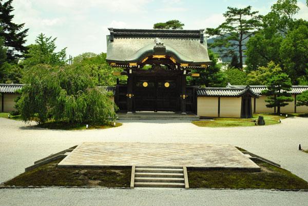 大覚寺 石舞台