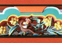 石清水八幡宮 猿