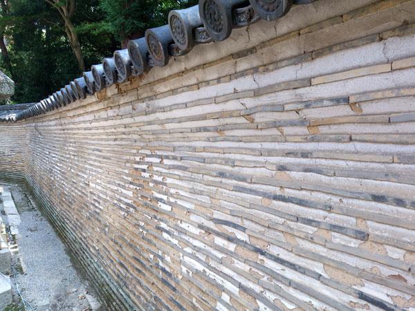 石清水八幡宮 築地塀