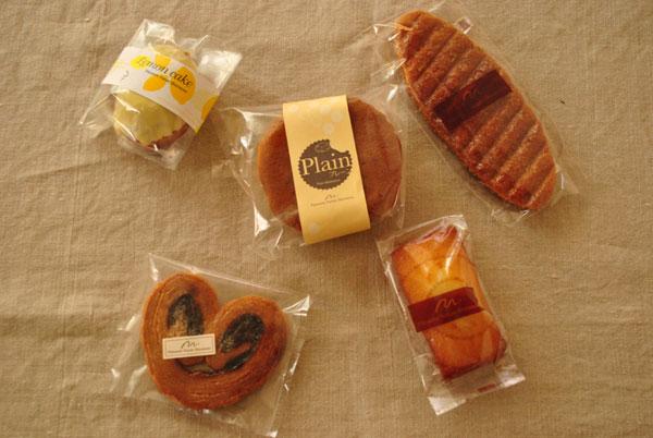 ナチュールシロモト 焼き菓子