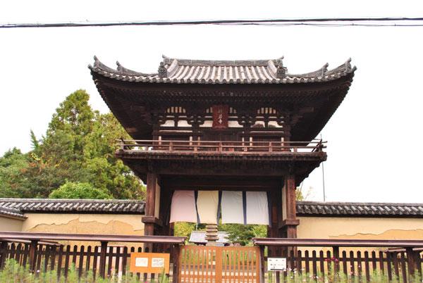 般若寺 楼門