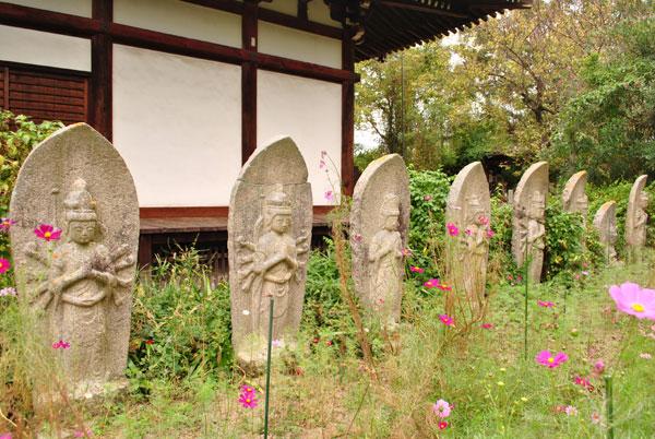 般若寺 石像