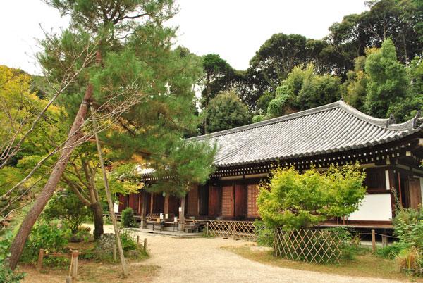浄瑠璃寺 九体阿弥陀堂