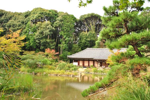 浄瑠璃寺 当尾の石仏巡り