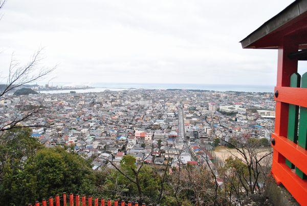 神倉神社 風景