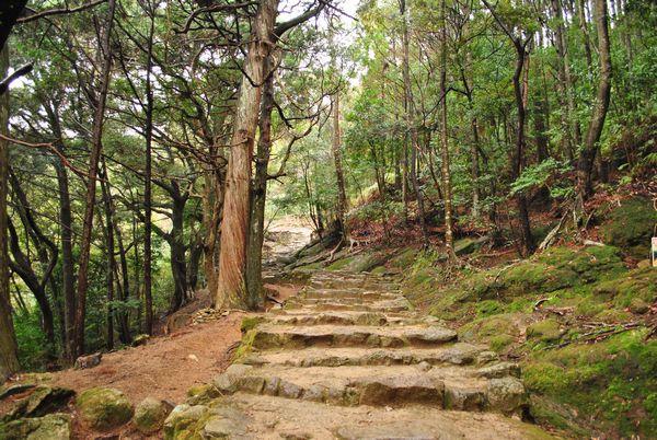 神倉神社 坂