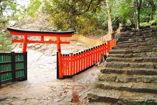 神倉神社 鳥居