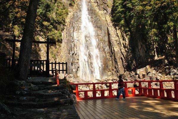 飛瀧神社 那智御滝拝所