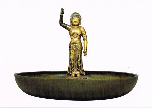 東大寺 誕生仏