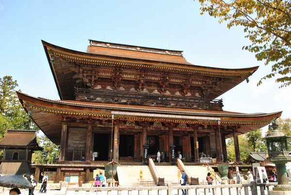 金峯山寺 蔵王堂