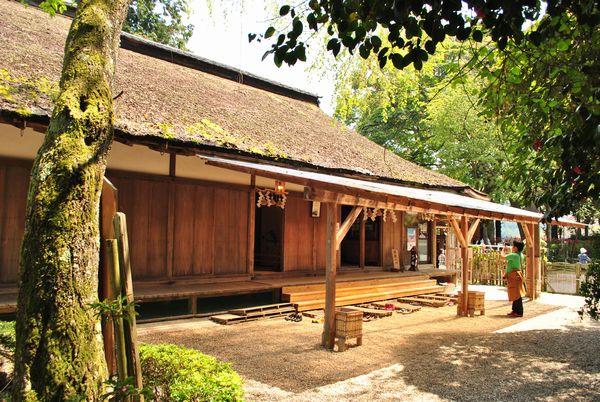 吉水神社 書院