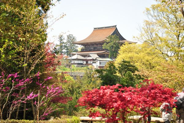 吉水神社 蔵王堂