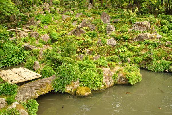 蓬莱庭 亀島