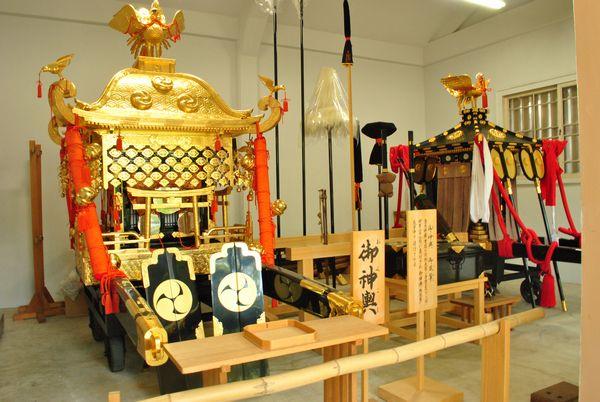 多賀大社 お神輿