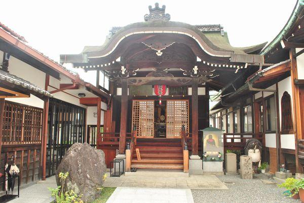長円寺 観音堂