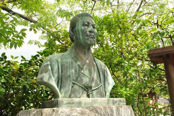 壬生寺 近藤勇