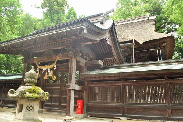 円満寺 日吉神社