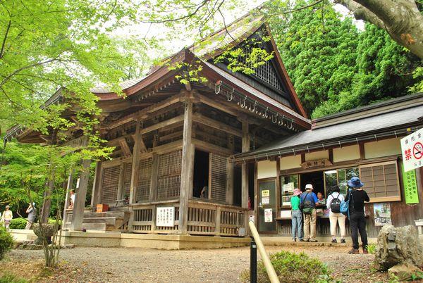 石道寺 本堂
